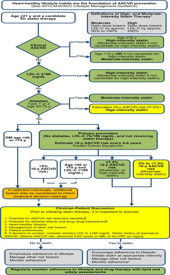 liệu pháp statin